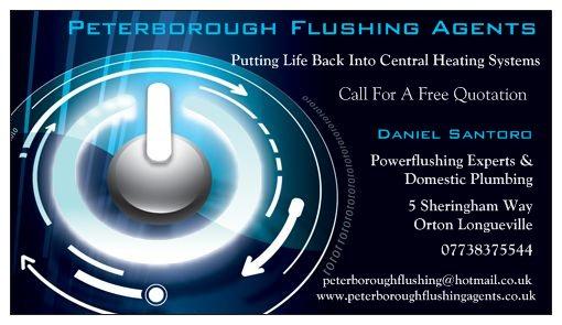 peterborough flushing agents