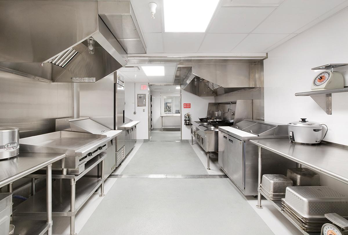 Commercial Kitchen Design Edinburgh